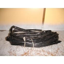 Gaine de faiseau électrique noir