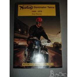 Catalogue photo Norton dominator Twins