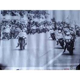 AFFICHE POSTER 24H DU MANS 1980