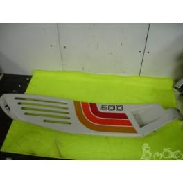 Cache latéral droit Ducati Desmo TZ