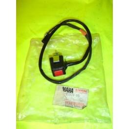 Coupe circuit engine stop switch commodo Yamaha
